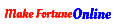 Make Fortune Online