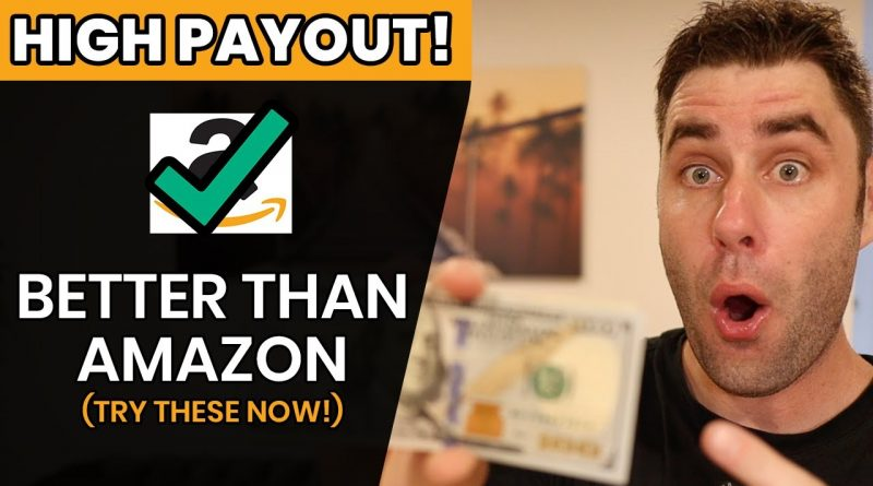 7 Best Amazon Associate Alternatives To Make Money Online! (Try These Affiliate Sites)
