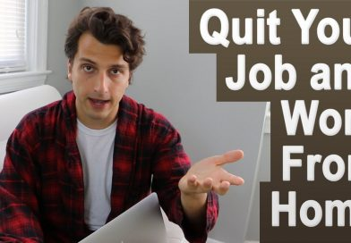Quitting Your Job to Work From Home (3 tips)