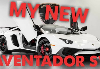 22 Year Old Takes Delivery Of His Lamborghini Aventador SV